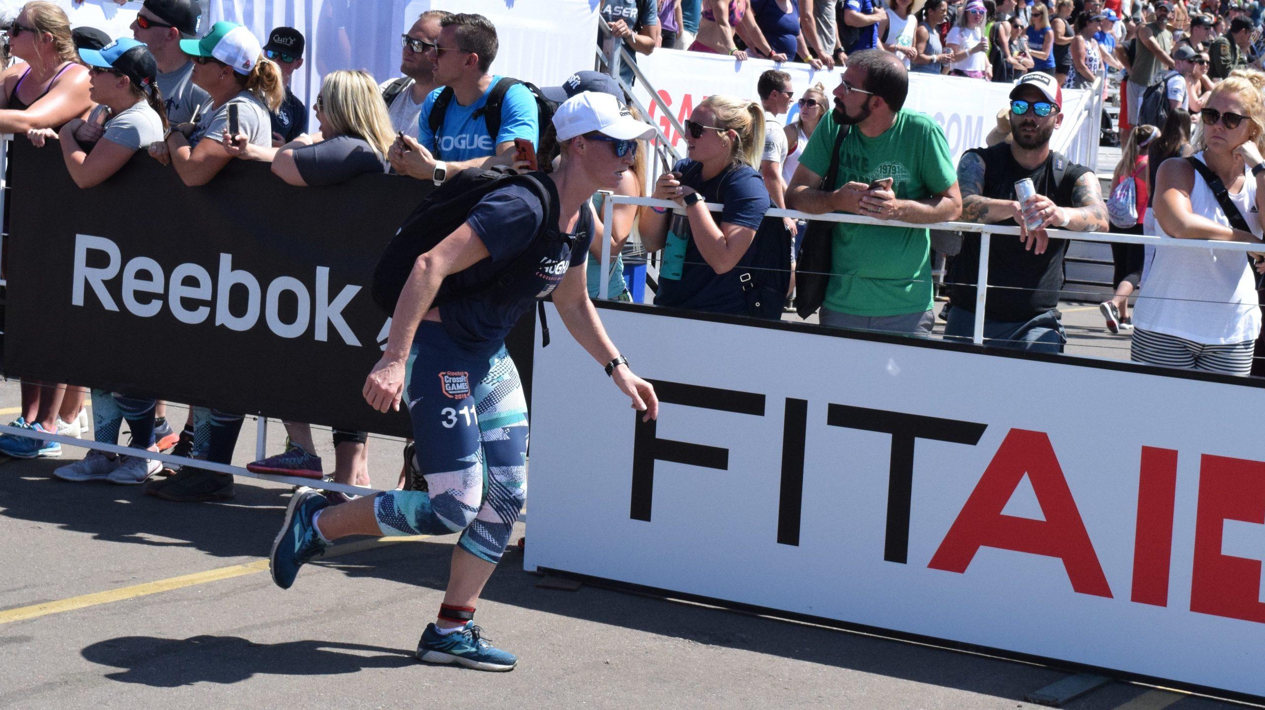 Australian CrossFit Championship | WODDITY